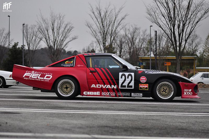 Mazda SA22C RX7