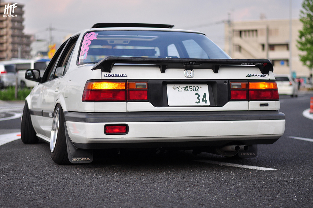 Honda CA1 Accord EXL