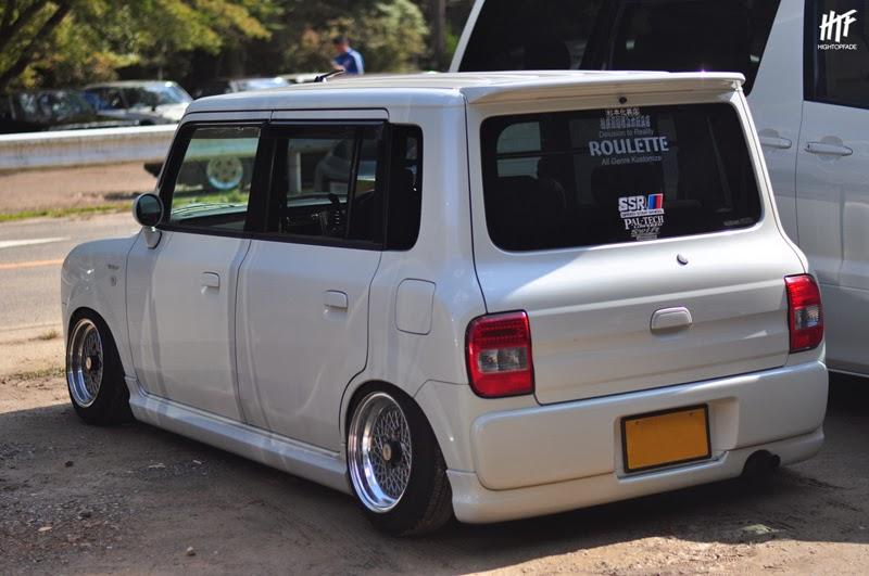 Suzuki HE21S Alto Lapin