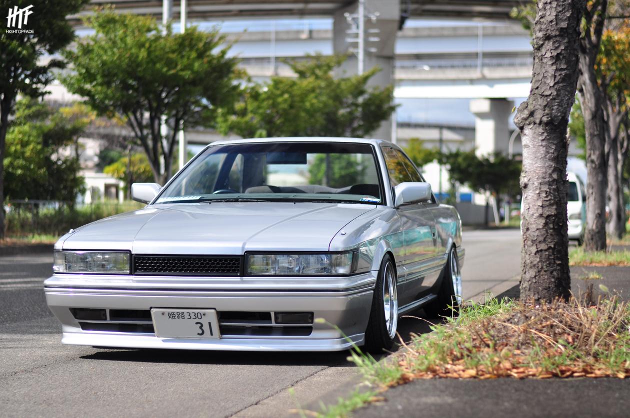 Nissan F31 Leopard
